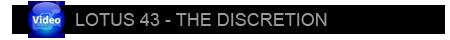 Video Link - Lotus 43 - Discretion